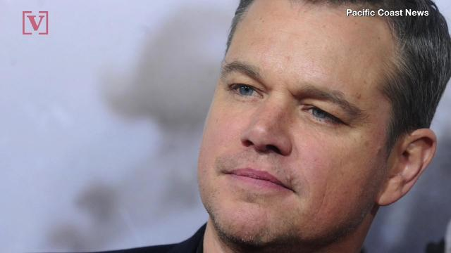 Matt Damon is so over President Trump, he's moving, and it's not to Mars. Nathan Rousseau Smith has the story.