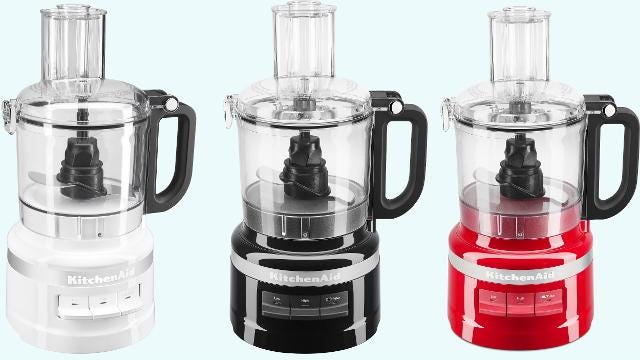 Finally  A New Food Processor That U0026 39 S Easy To Clean
