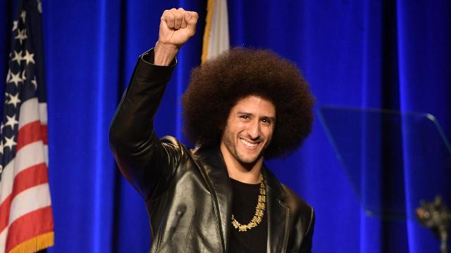 Quarterback Colin Kaepernick conducted a 90-minute private workout in a private practice field on Thursday morning in the Houston area.