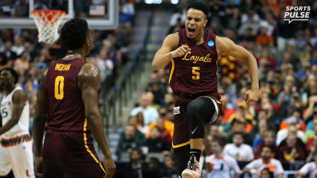 How Loyola became first bracket buster of NCAA tournament