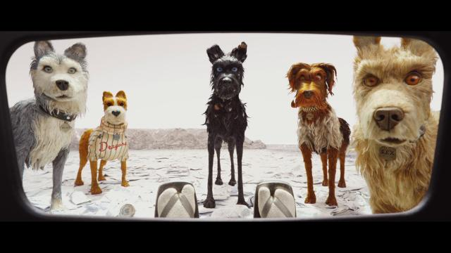 Wes Anderson's 'Isle of the Dogs' follows the futuristic triumphs of dogs expelled from the human world.