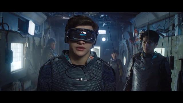 'Ready Player One' trailer brings virtual reality to life