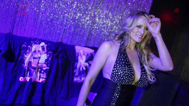 The Stormy Daniels saga continues…Stormy Daniels' lawyer says she has been 'physically threatened' to keep silent.