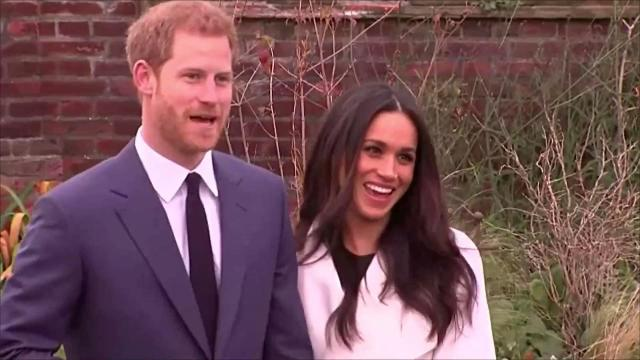Queen's Royal Wedding Declaration reveals Meghan Markle's real name
