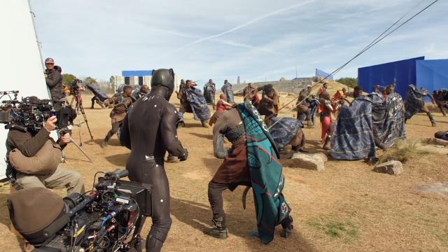 The fictional home to 'Black Panther' may seem pretty exotic, but the truth behind the film's locations is pretty down home.