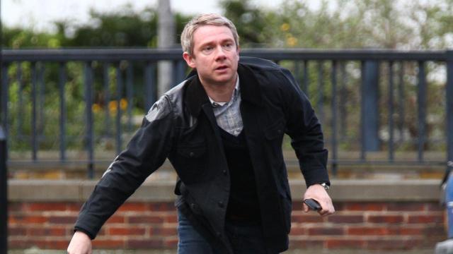 "Martin Freeman said fan pressure made Sherlock ""not fun anymore."""