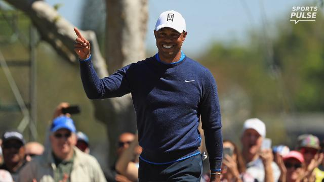 Are we finally seeing the Tiger Woods of old?