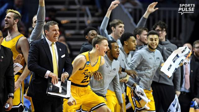 UMBC pulls off upset for the ages, takes down No. 1 Virginia