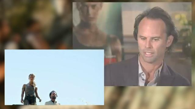 """Tomb Raider"" star Walton Goggins wasn't content to take the typical food server gigs in between auditions in Hollywood when he was starting out as an actor. He worked his way up at the L.A. Fitness health clubs and started his own valet parking company. (March 16)"