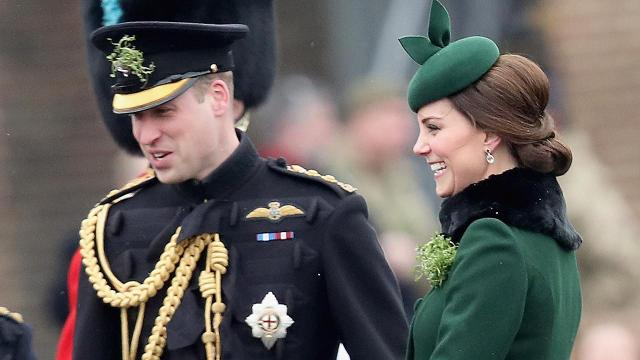0f1fe7c6014 Duchess Kate takes on spring in mint-green coat dress by Jenny Packham