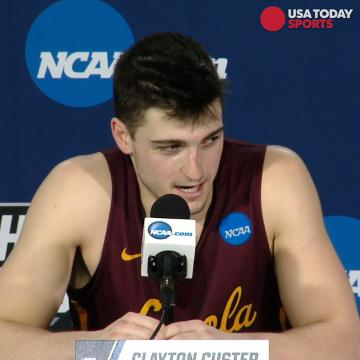 After their second round upset over Tennessee, Loyola-Chicago players reflect on the game-winning basket.