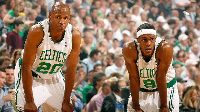 Rajon Rondo believes that Ray Allen's new book, where Allen takes some shots at the former Celtics point guard, is nothing more than a plea for attention.