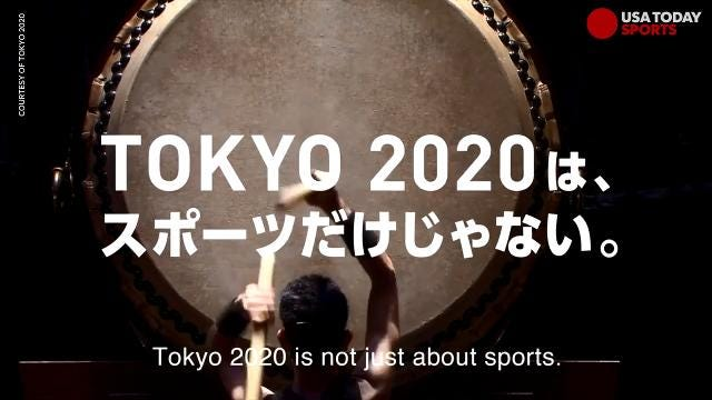 Looking forward to the 2020 Olympics in Tokyo