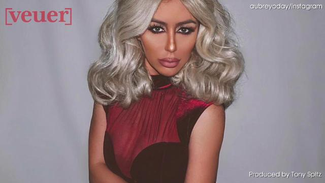 Aubrey O'Day's 2013 song 'DJT' is rumored to be about Trump Jr.