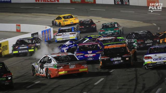 Nascar Cup Series Race At Martinsville  Start Time Lineup Tv More