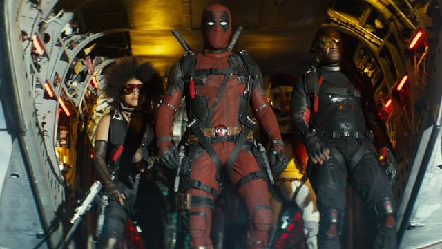 "Get a closer look at Josh Brolin's Cable and meet the X-Force in the new trailer for ""Deadpool 2."""