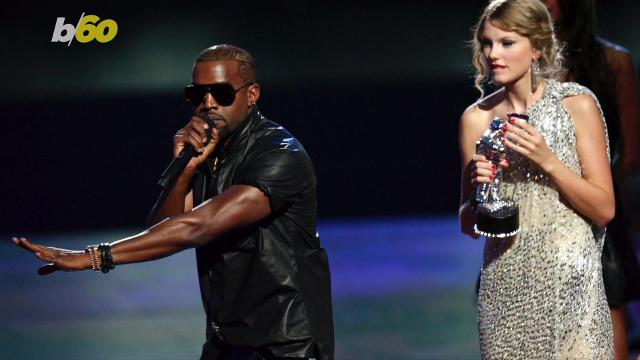 New Kanye West dating site 'bans' Taylor Swift fans