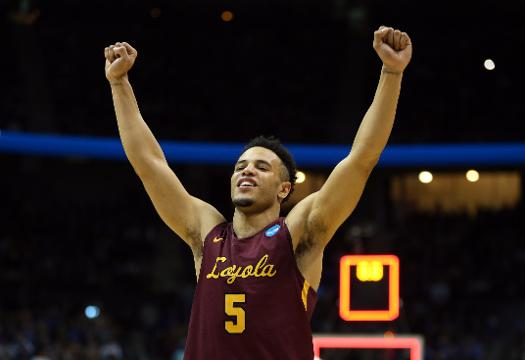 NCAA tournament: Loyola-Chicago holds off Nevada to reach the Elite Eight