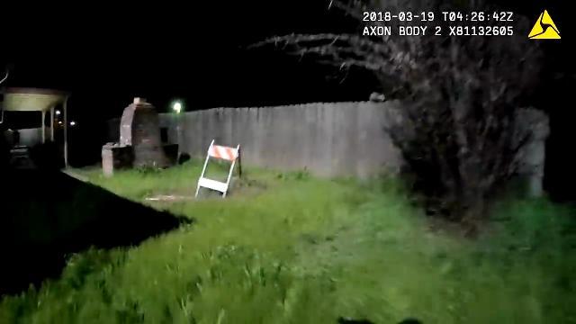 Video shows police killing an unarmed black man