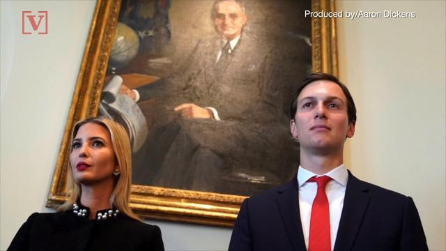 Time and time again, Ivanka Trump is in the spotlight defending her father.But during the 2016 Presidential campaign, she reportedly stood in front of then candidate Trump, defending her own husband.