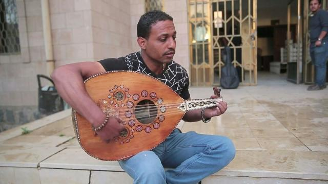 Free music lessons as an outlet in war-torn Yemen.