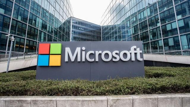 Microsoft's race to $1 trillion