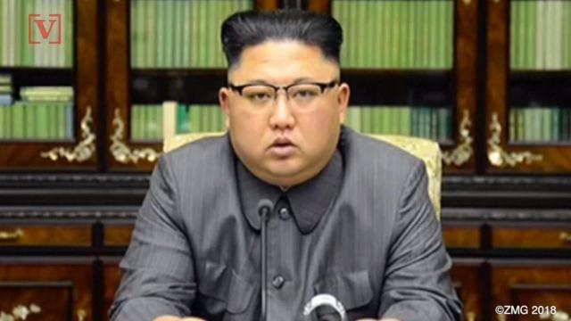 0c4bfbba15a Kim Jong Un  North Korea leader wants to denuclearize Korean Peninsula