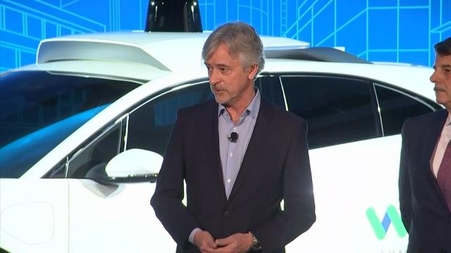 Waymo says its driverless technology is safe