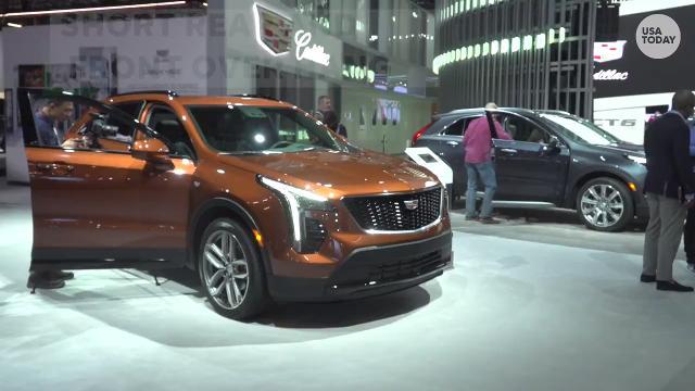 New York Auto Show Hyundai Kona Jaguar I Pace Suvs Could Change Ev
