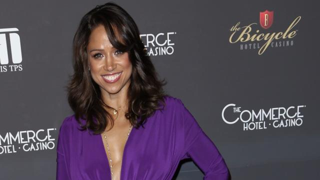 Stacey Dash, \'Clueless\' actress, ends bid for congressional seat