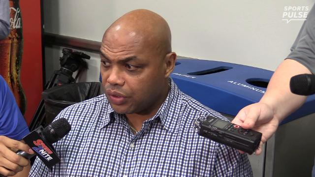 SportsPulse: Ahead of the Final Four, Charles Barkley did not hold back his feelings on the NCAA and FBI.