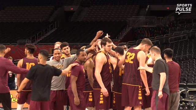 SportsPulse: From San Antonio, our college basketball experts break down Loyola Chicago's chances of pulling off the unthinkable and getting to the national championship game.