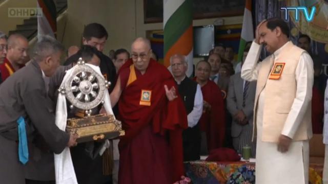 Dalai Lama Trump Has Lack Of Moral Principle