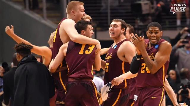 SportsPulse: Loyola-Chicago captivated the country with its Cinderella run to the Final Four. Despite the run coming to an end, our Scott Gleeson believes the Ramblers should change the way we look at mid-majors.