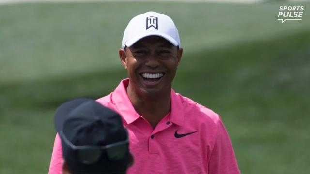 Masters  Tiger Woods has up-and-down return to Augusta National 90f9f9676c5f