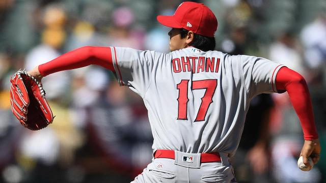 Shohei Ohtani s electrifying start to MLB career a big hit in Japan 8f56d9a2f