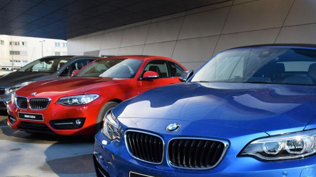 Check out BMW's new subscription service