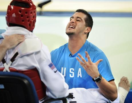 Jean Lopez is the coach for his brother, Steven Lopez, who is taekwondo's biggest star and the most decorated athlete in that sport.