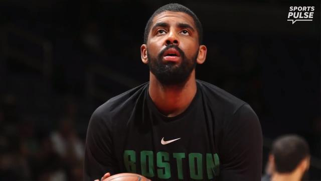 b1c0f36e0b14 Celtics star Kyrie Irving will have another knee surgery and miss the rest of  the season