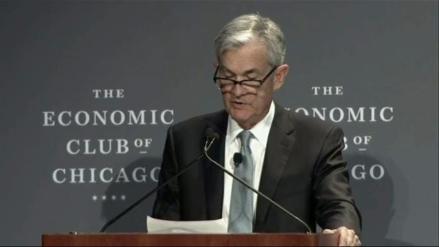 Federal Reserve will continue gradual rate hikes