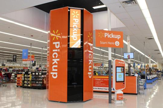Walmart Plans To Add Hundreds More Pickup Towers Its Stores