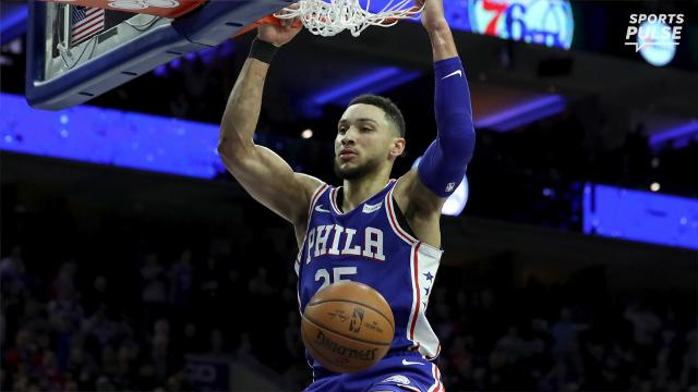 The Philadelphia Eagles and Villanova men's basketball team each captured championships this year. Now it's up to the 76ers to keep the trend going.