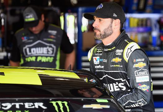 SportsPulse: USA TODAY Sports' Mike Hembree discusses why the 7-time champ is struggling and also previews the upcoming race in Bristol.