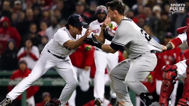 68fad55c6 Why MLB will continue to have bench-clearing brawls