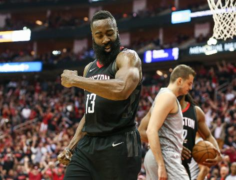 James Harden Might Be Most Unguardable Player Ever Says Charles Barkley