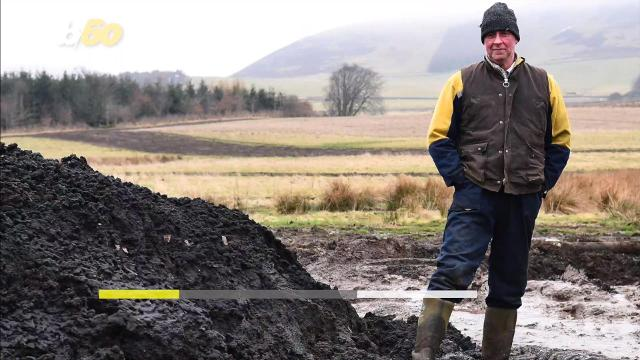 Scottish Water is using human waste as fertilizer. Buzz60's Sean Dowling has more.