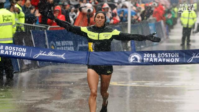 American Desi Linden won the famed Marathon with a time of 2:39:54.