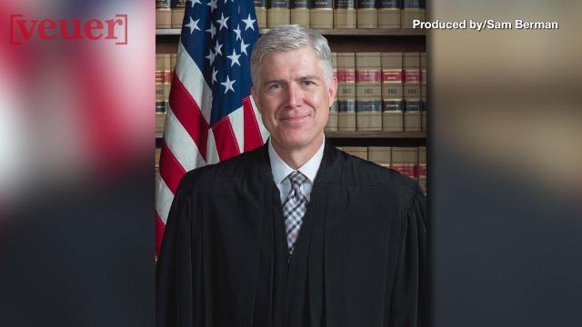 President Trump's pick for Supreme Court Justice, Neil Gorsuch just sided with liberals in a case involving immigration.