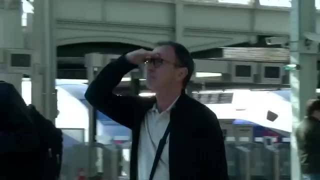 Rolling two-day strikes at the French state railway company have paralysed the network on and off for two weeks and are already starting to have an effect on French businesses.  As David Pollard reports, restaurants and hotels are particularly affected. Video provided by Reuters