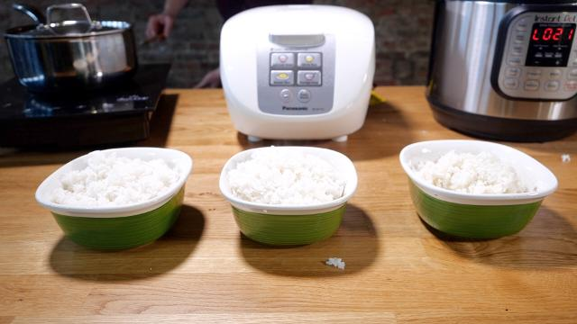 What's the best way to make rice?